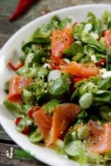 salatka z lososiem 3 do wysł