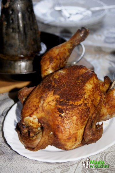 Kurczak z piwem