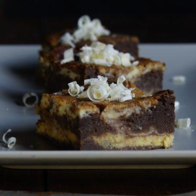 Serniko – brownie z dynią