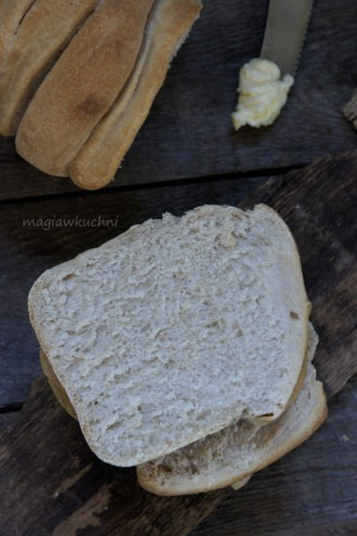 Chlebek pszenno orkiszowy