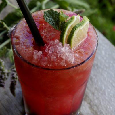 Drink arbuzowy z tequilą