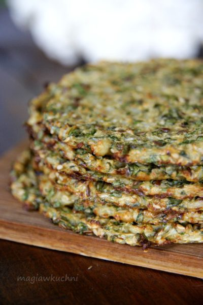 Tortilla z kalafiora