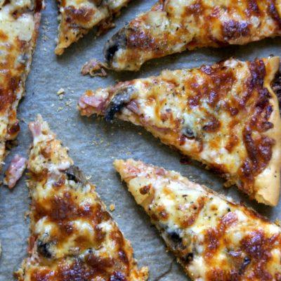 Pizza hawajska dwie wersje