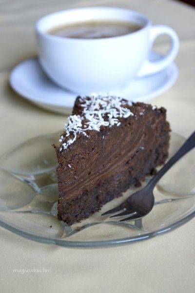 Doskonałe ciasto czekoladowe