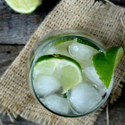 Drink z tequilą