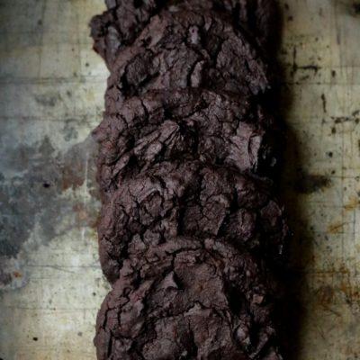 Kakaowe ciasteczka z fasoli