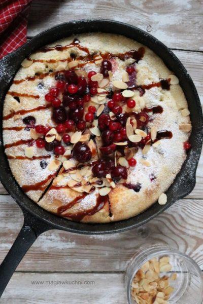 Omlet z piekarnika