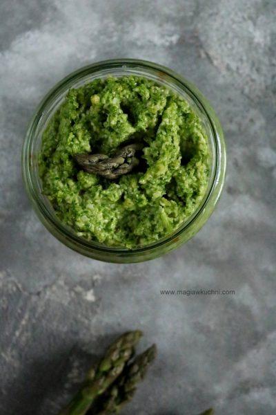 Pesto ze szparagów