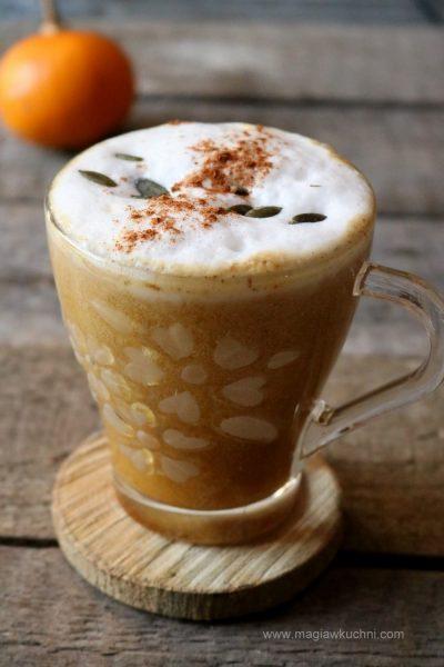 Dyniowe latte