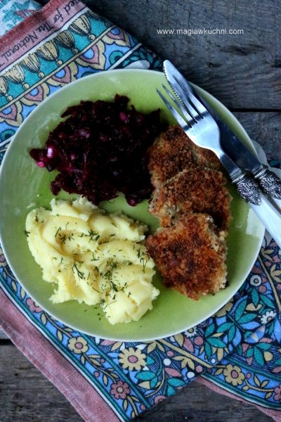 Polski obiad w wersji vege…