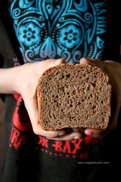 Chleb orkiszowy pełne-ziarno