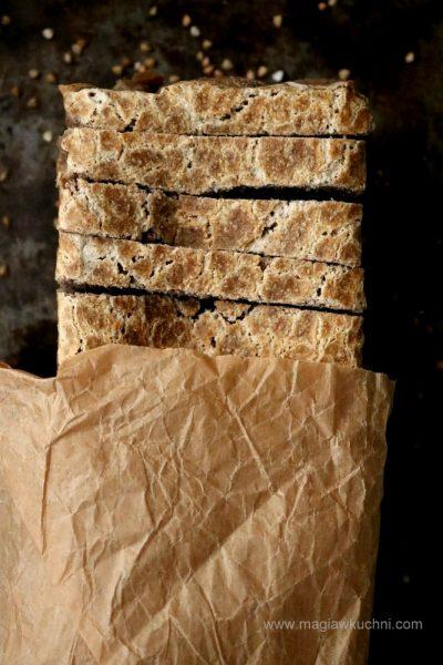 Najlepszy bezglutenowy chleb gryczany